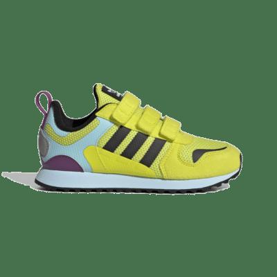 adidas ZX 700 HD Acid Yellow FX5237