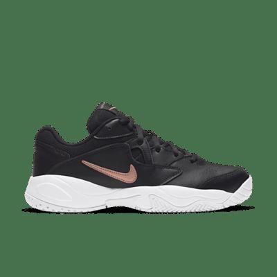 NikeCourt Lite 2 Hardcourt Zwart AR8838-003