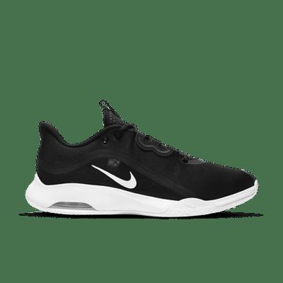 NikeCourt Air Max Volley Hardcourt Zwart CU4274-002