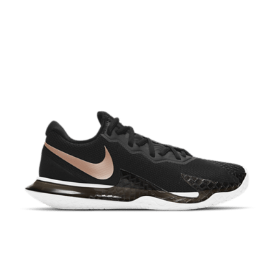 NikeCourt Air Zoom Vapor Cage 4 Hardcourt Zwart CD0431-006
