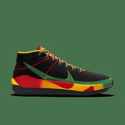 """Nike KD13 """"BLACK"""" DC0010-001"""