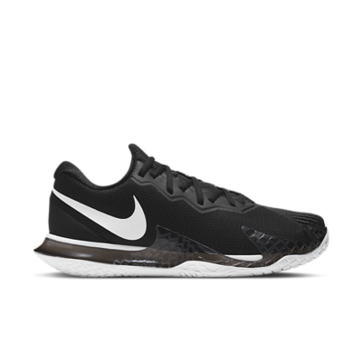 NikeCourt Air Zoom Vapor Cage 4 Hardcourt Zwart CD0424-010