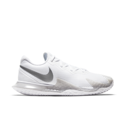 NikeCourt Air Zoom Vapor Cage 4 Hardcourt Wit CD0431-104