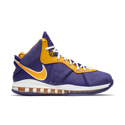 "Nike LEBRON VIII QS ""COURT PURPLE"" DC8380-500"