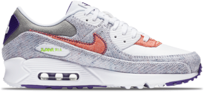 "Nike Air Max 90 ""Court Purple"" CT1684-100"