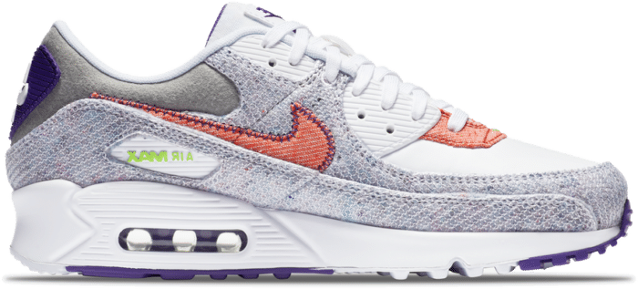 "Nike Air Max 90 ""Court Purple"" CT1684-100"