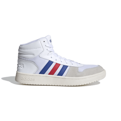 adidas Hoops 2.0 Mid Cloud White FW8252