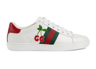 Gucci Ace Cherry G (W) 653135 1XG60 9065