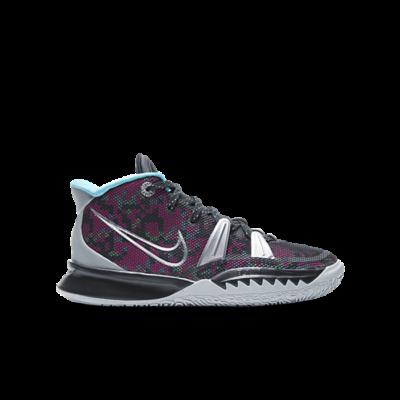 Nike Kyrie 7 GS 'Pixel Camo' Black CT4080-008