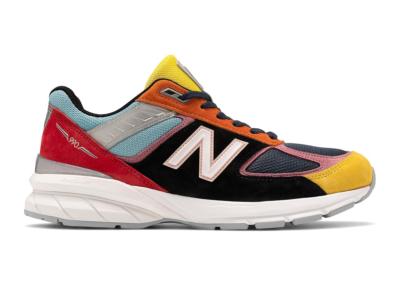 New Balance 990v5 Kawhi Leonard Multicolor M990KL5