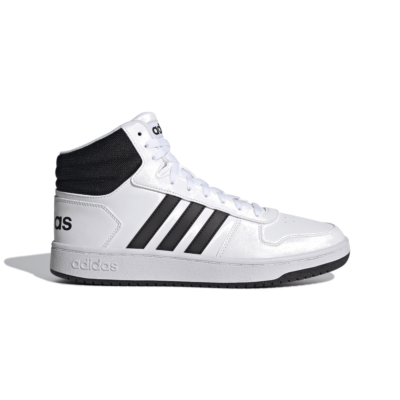 adidas Hoops 2.0 Mid Cloud White FY8617