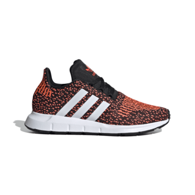 adidas SWIFT RUN J Core Black EF5939