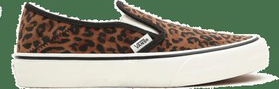VANS Suède Leopard Slip-on Sf  VN0A3MVD4Y5