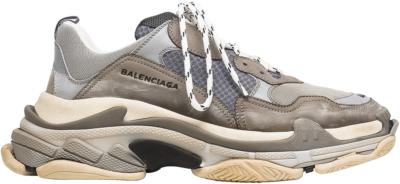 Balenciaga Triple S Grey 483513-W06E1-1259
