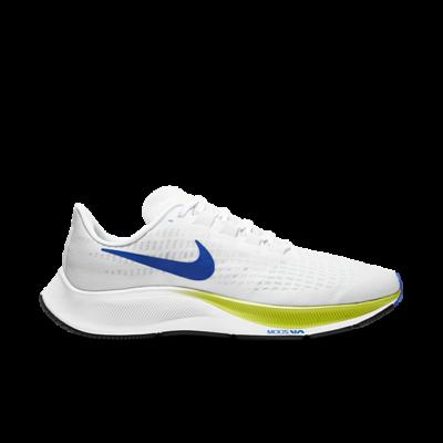 Nike Air Zoom Pegasus 37 White Racer Blue BQ9646-102