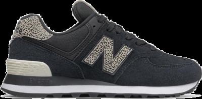 New Balance 574 Zwart Dames  819671-50-8