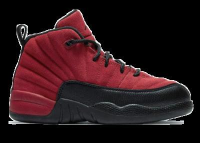 Jordan 12 Retro Reverse Flu Game (PS) 151186-602