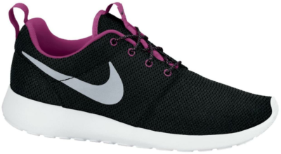 Nike Roshe Run Metallic Silver Pink (GS) 599729-002