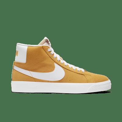 Nike SB Zoom Blazer Mid University Gold 864349-700