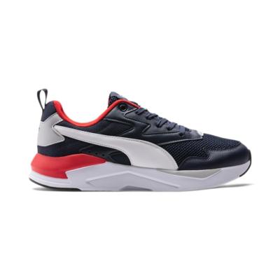 Puma X-Ray Lite sportschoenen voor Heren Blauw / Rood / Wit 374122_08