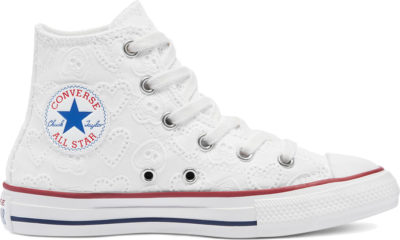 Converse Love Ceremony Chuck Taylor All Star High Top White/Vintage White/Multi 671097C