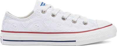 Converse Love Ceremony Chuck Taylor All Star Low Top White/Vintage White/Multi 671098C