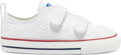 Converse Love Ceremony Easy-On Chuck Taylor All Star Low Top White 771136C