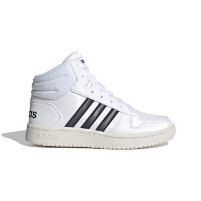 adidas Hoops 2.0 Mid Cloud White FY7700