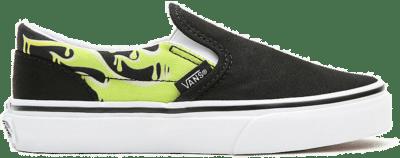 VANS Slime Flame Classic Slip-on Kinderschoenen  VN0A4BUT31M