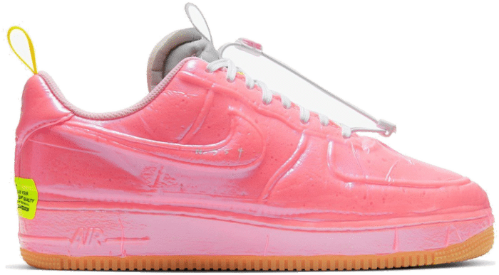 Nike Air Force 1 Experimental Pink CV1754-600