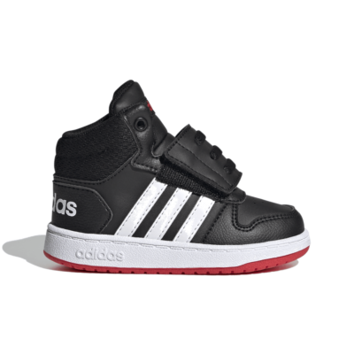 adidas Hoops 2.0 Mid Core Black FY9291