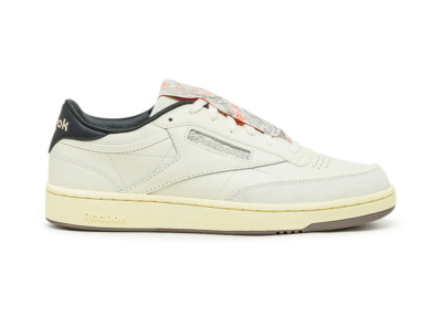 Reebok Club C 85 Schoenen Classic White / Pale Yellow / Golden Bronze FY7510