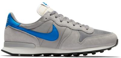 Nike Air Internationalist Matte Silver Blue Spark 828041-004