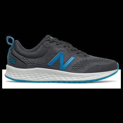 Herren New Balance Fresh Foam Arishiv3 Black/Wave Blue
