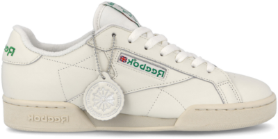 Reebok NPC UK 2 Schoenen Chalk / Alabaster / Glen Green FY9434