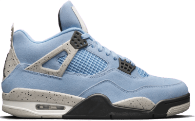 Jordan 4 Retro University Blue CT8527-400