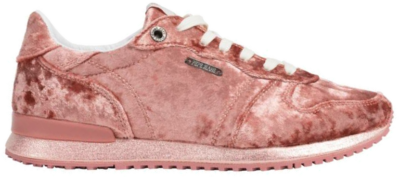 Sneakers GABLE VELVET by Pepe jeans Roze PLS30726/330