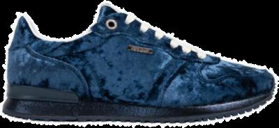 Sneakers GABLE VELVET by Pepe jeans Blauw PLS30726-595
