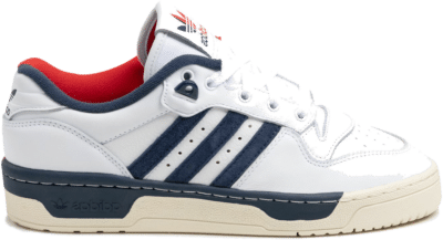 Adidas Rivalry Low Premium Ftwr White / Cream White / Crew Navy FY8031