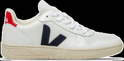 "Veja V-10 Leather ""Extra White"" VX021267A"