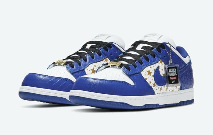 Nike Supreme dunk