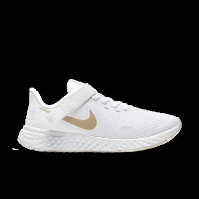 Nike Revolution 5 FlyEase Wit BQ3212-101