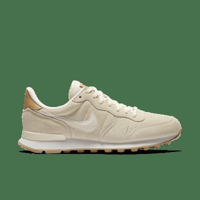 Nike Wmns Internationalist Premium Pale Ivory  828404-104