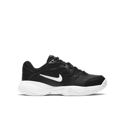 NikeCourt Jr. Lite 2 Zwart CD0440-004