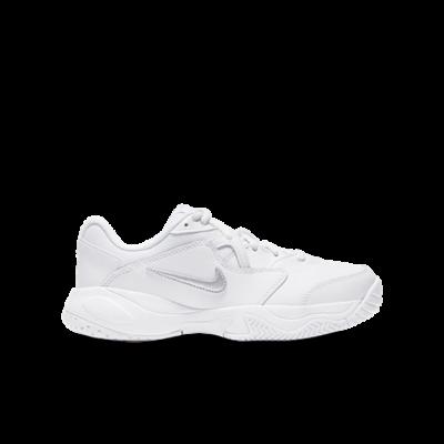 NikeCourt Jr. Lite 2 Wit CD0440-105