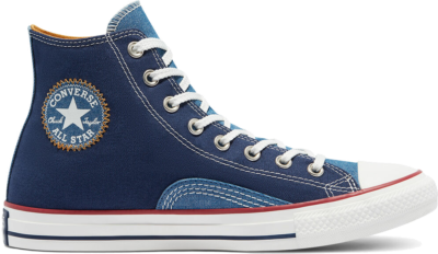 Converse Indigo Boro Chuck Taylor All Star High Top Midnight Navy/Vintage White 171066C