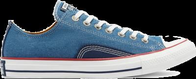 Converse Indigo Boro Chuck Taylor All Star Low Top Blue/Vintage White 171068C