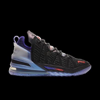 """Nike LEBRON XVIII """"BLACK"""" DB8148-001"""
