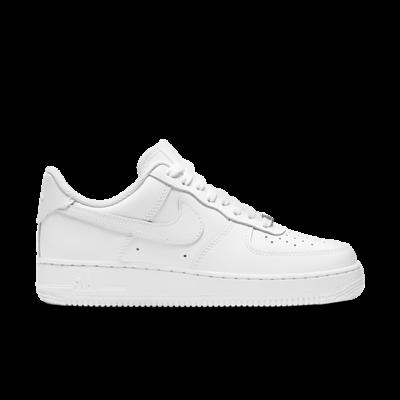 """Nike Air Force 1 07 """"Triple White"""" DD8959-100"""