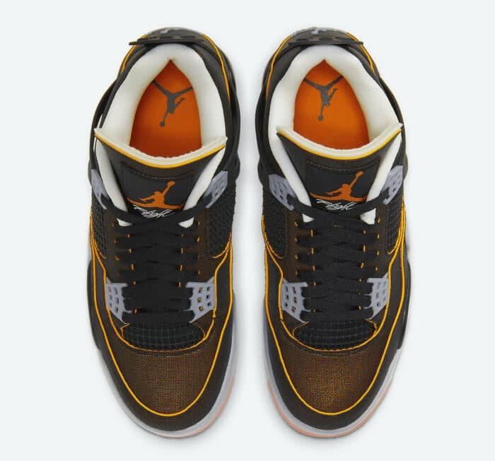 Nike Air Jordan 4 starfish